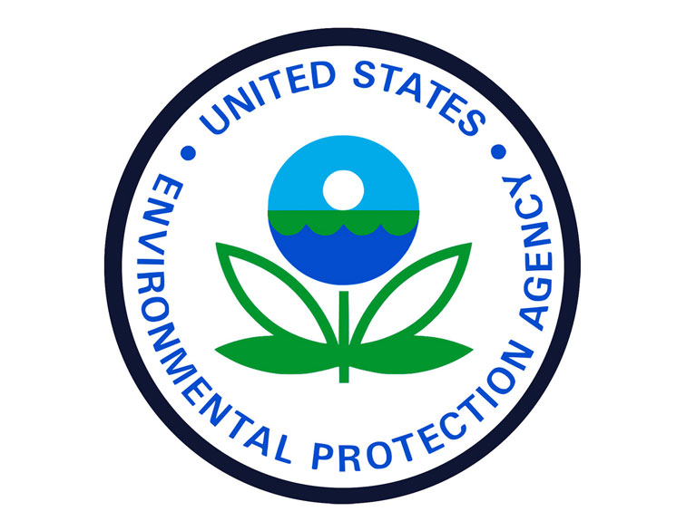 Pictured is the official seal/logo of the Environmental Protection Agency.