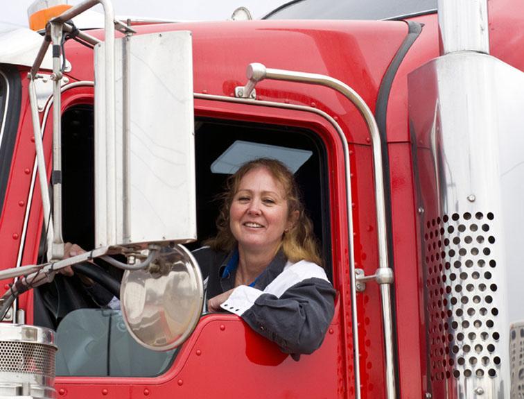 Women in trucking