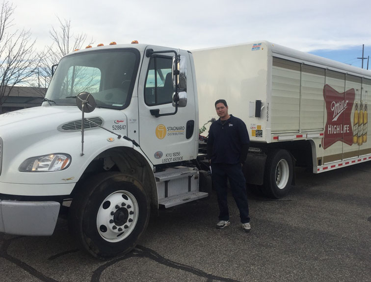Awesome Graduate Of Napier Truck Driver Training