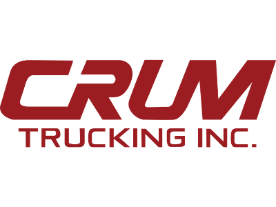 CRUM trucking Inc. Logo
